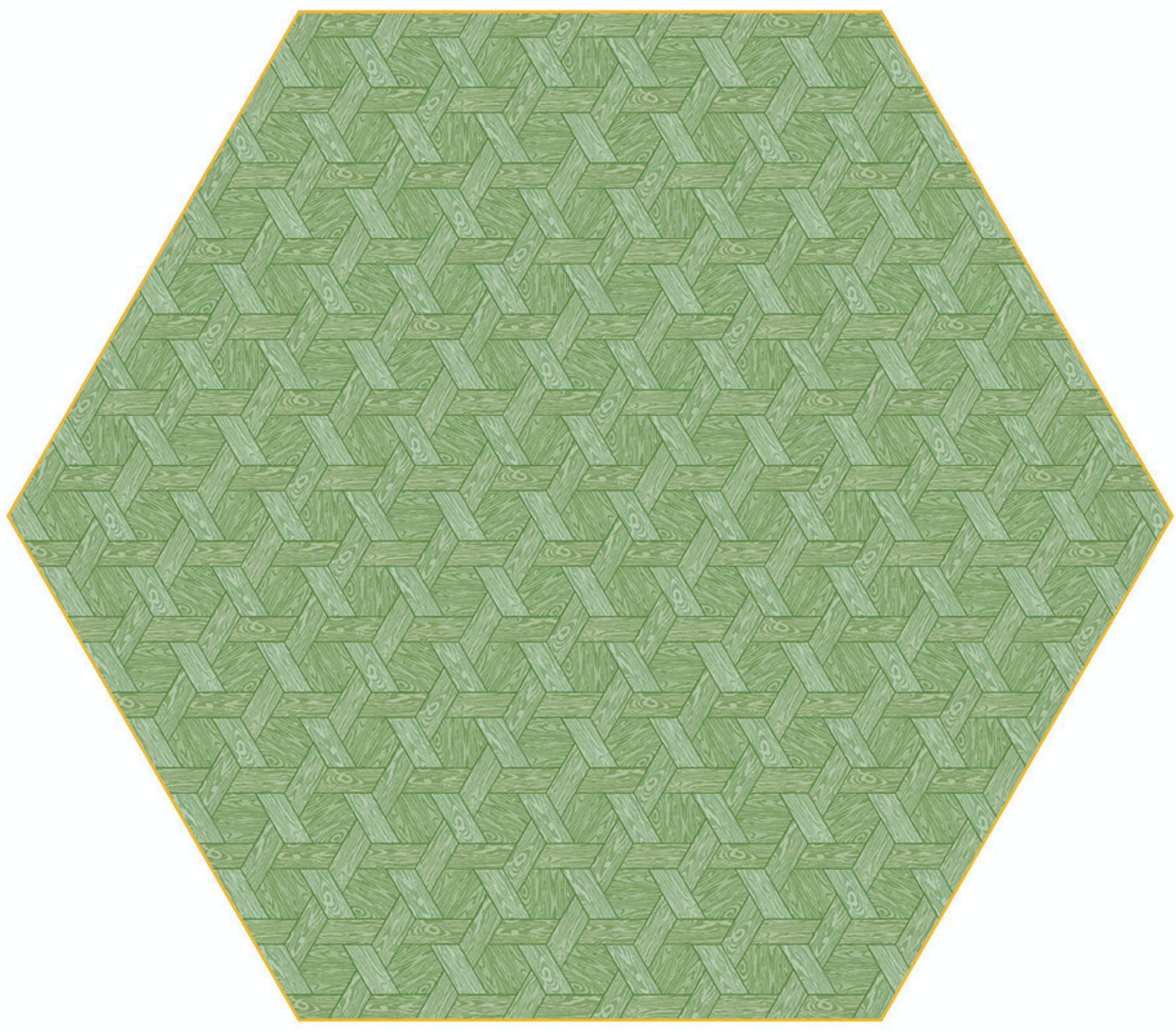 Hexagon Carpet Green By Studio Job For Moooi Carpets 300Dpi Moooi 1