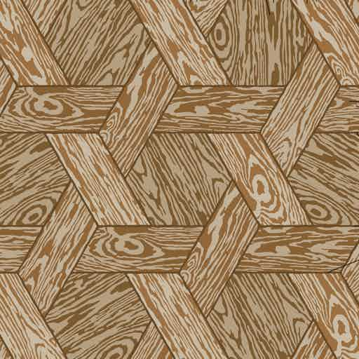 Moooi Carpets Hexagon Brown Detail Haute Living