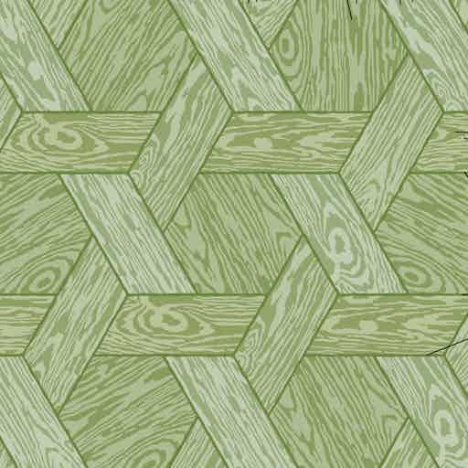 Moooi Carpets Hexagon Green Detail Haute Living