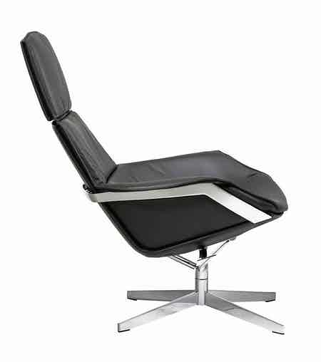 Jab Anstoetz Bond Armchair Reclined Haute Living
