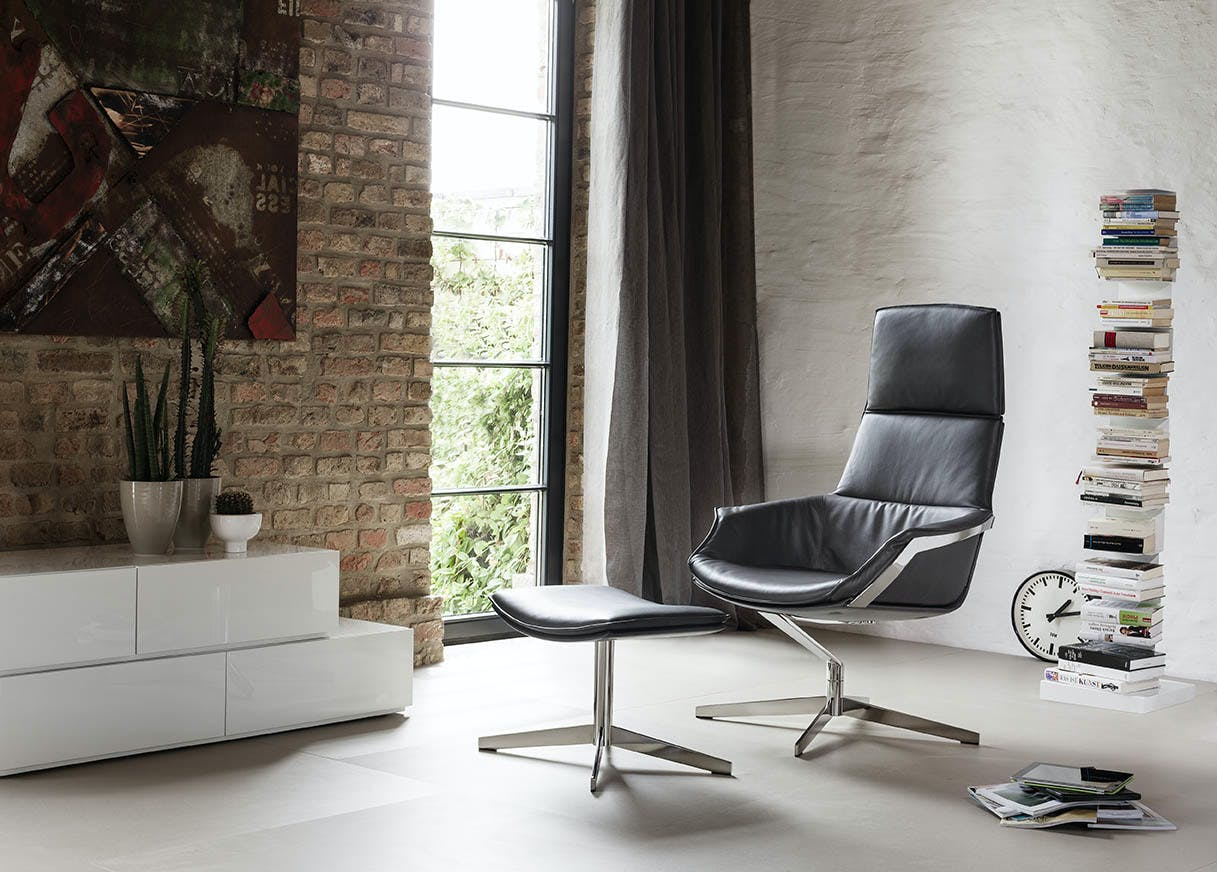 Jab Anstoetz High Back Bond Armchair Insitu Haute Living