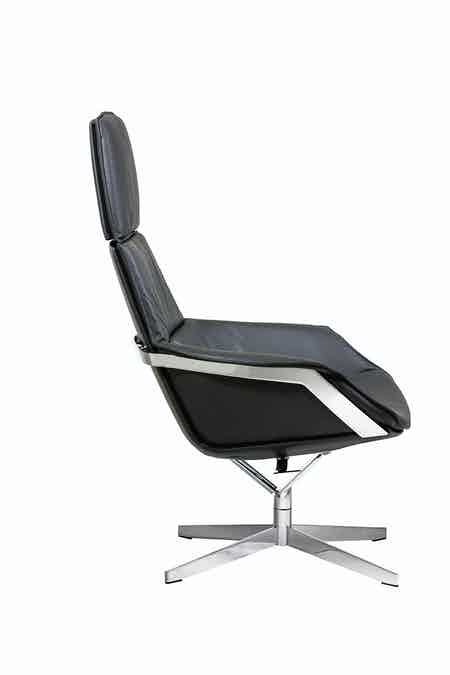 Jab Anstoetz High Back Bond Chair Haute Living