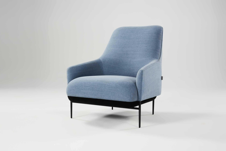 Wendelbo-blue-high-back-chill-lounge-chair-haute-living