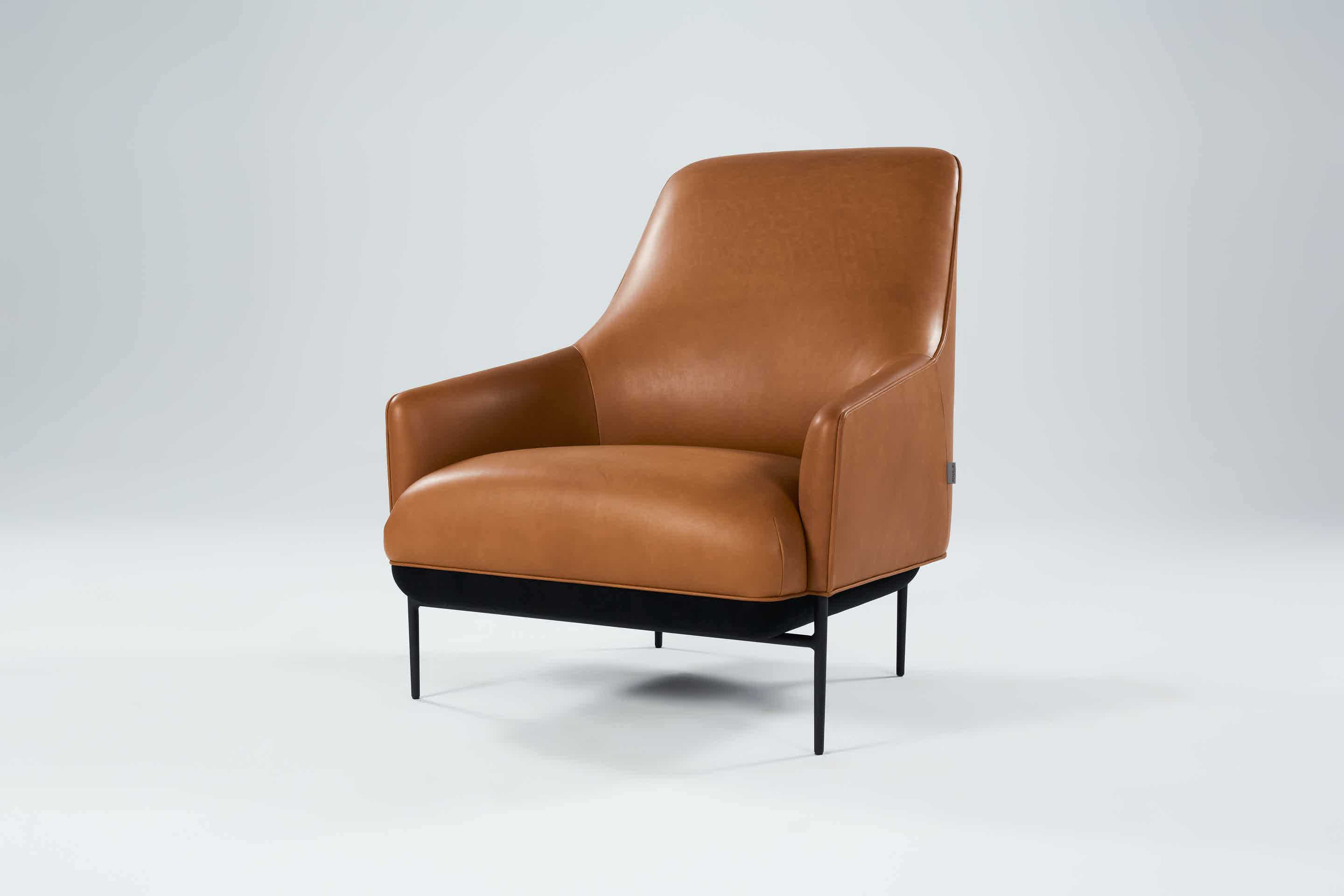 Wendelbo-high-back-chill-lounge-chair-leather-haute-living