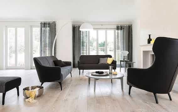 Jab Anstoetz Flow Armchair Black Insitu Haute Living