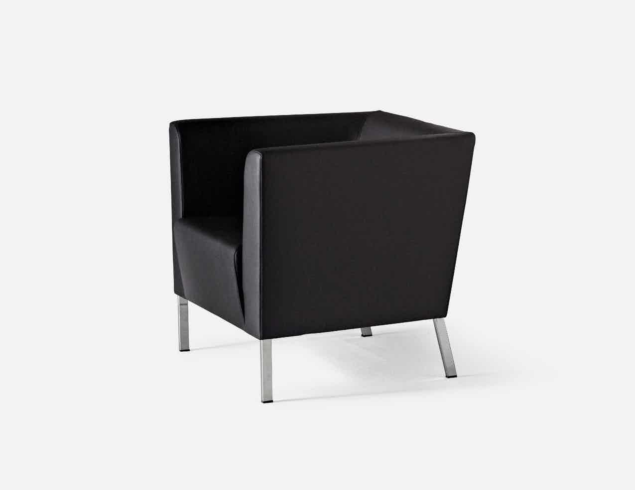 Lacividina-holiday-armchair-black-haute-living