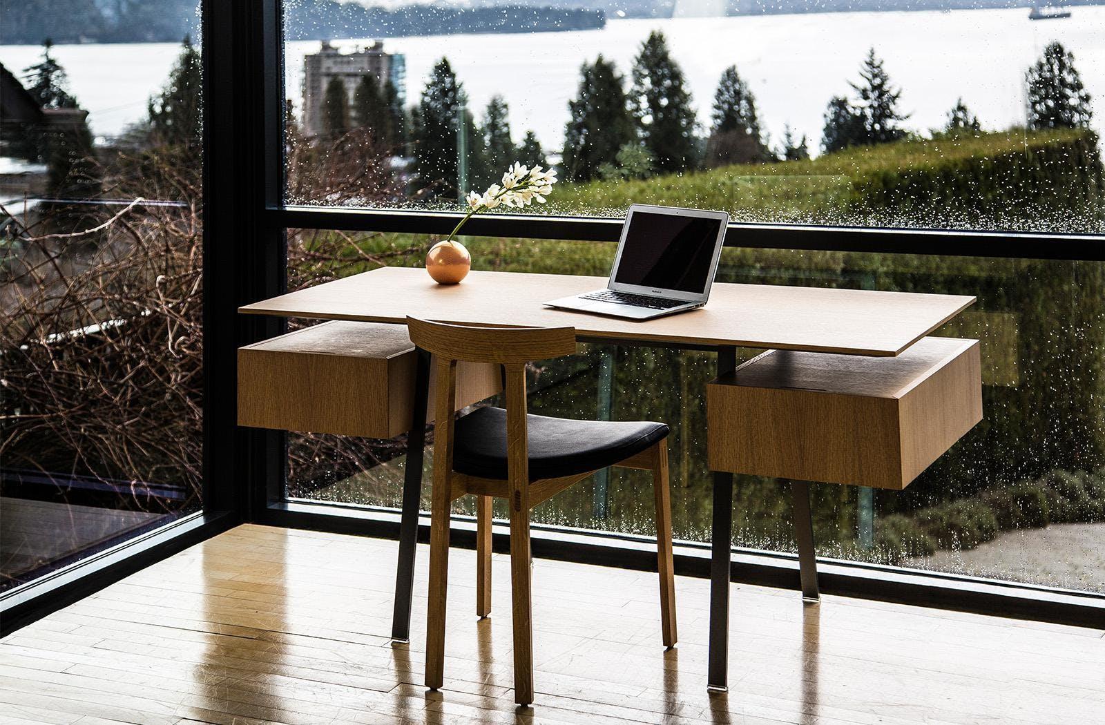 Bensen Homework Desk Insitu Front
