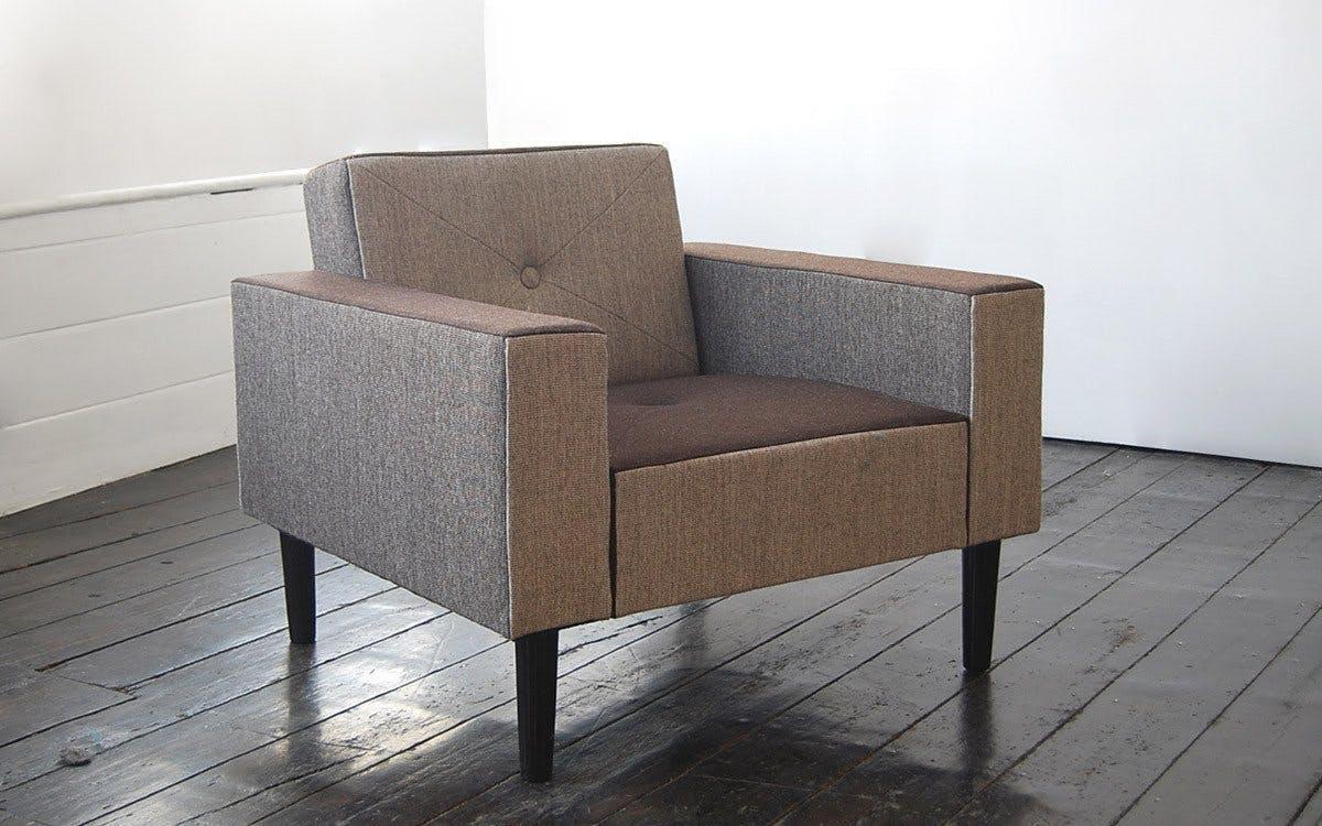 Hue Armchair By Donna Wilson