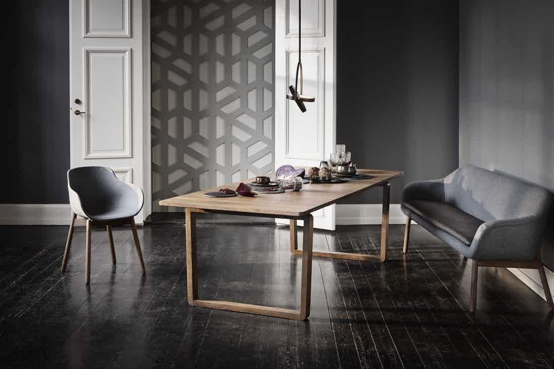 Bolia Hug Dining Chair Insitu Haute Living
