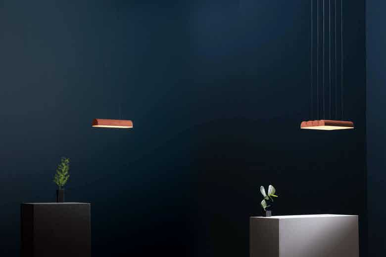 Hutchison lights by lambert et fils neocon haute living
