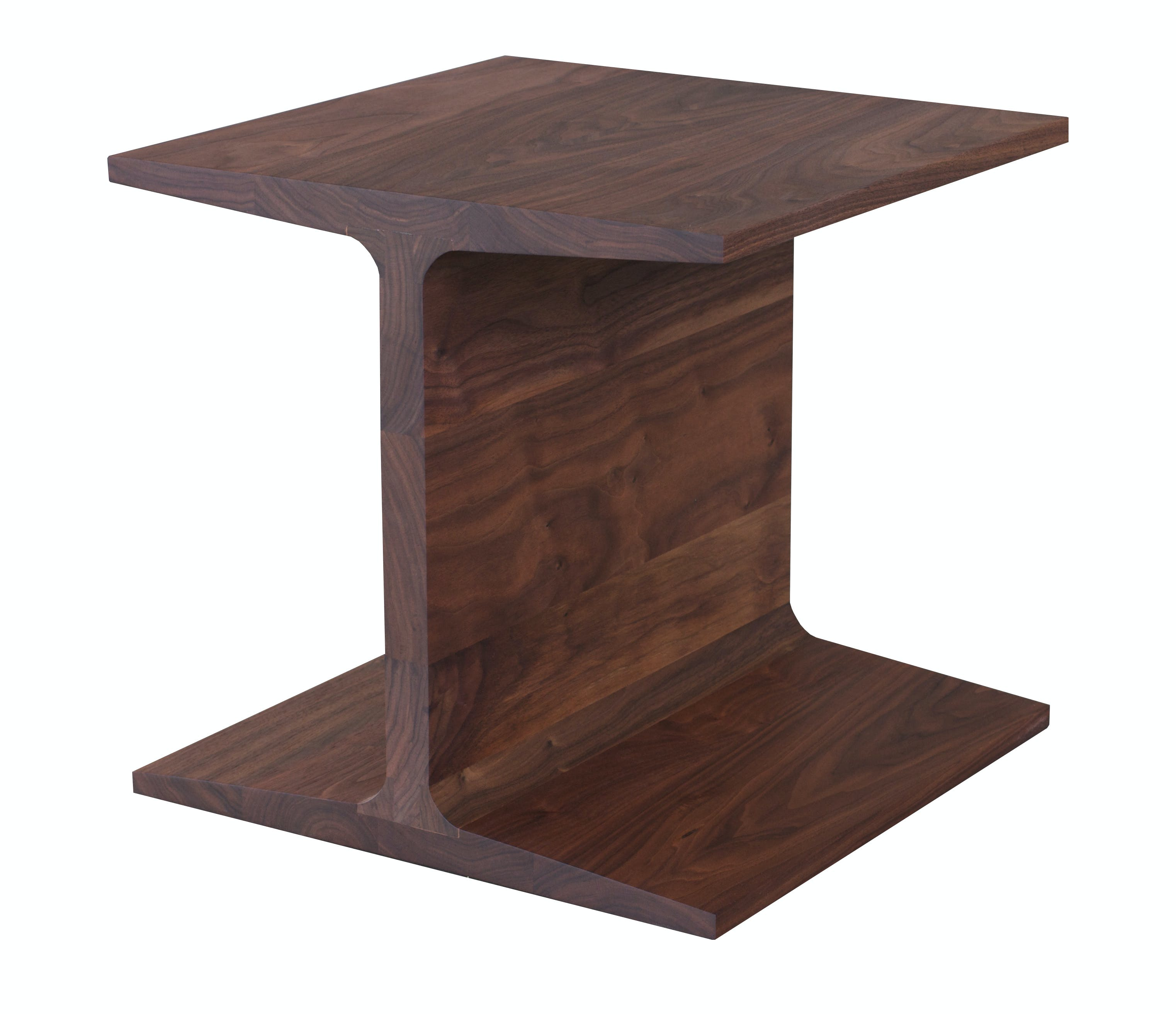 I Beam Sidetable