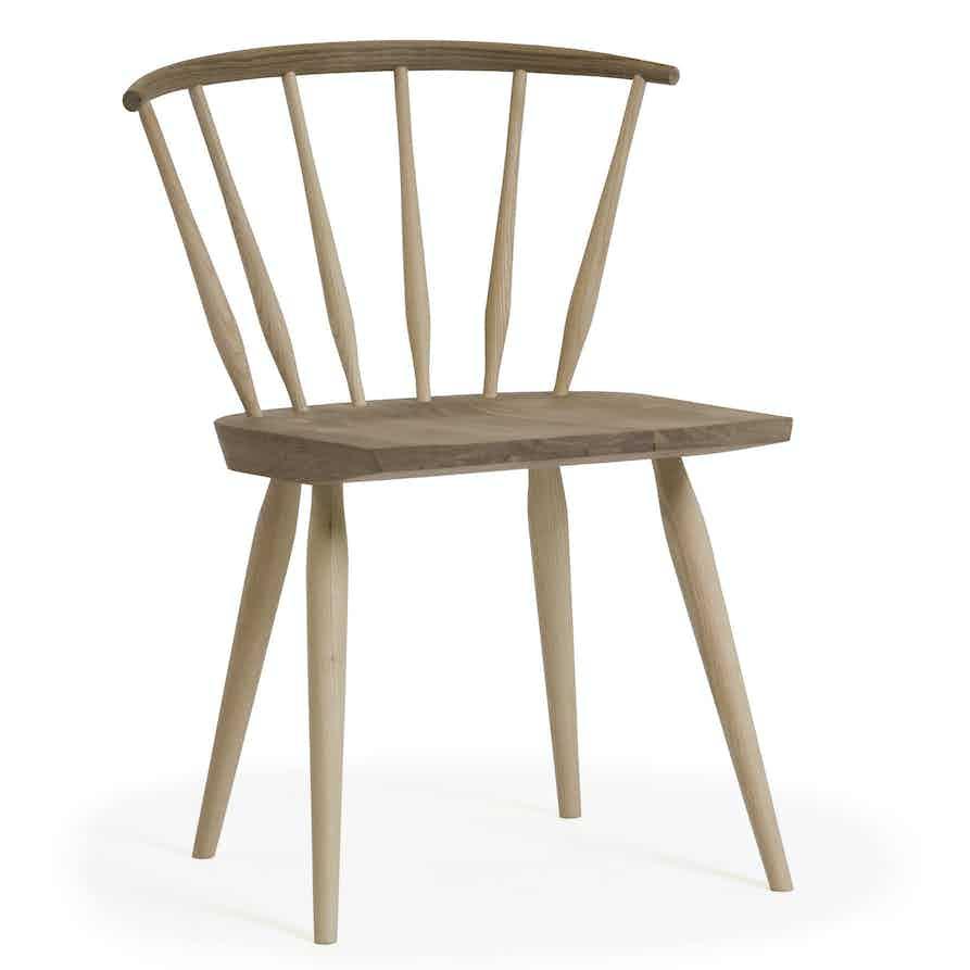 De La Espada Matthew Hilton Ibstone Windsor Chair Front 2 Haute Living