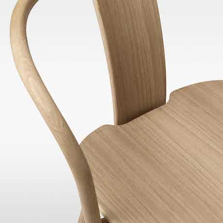 Massproductions Icha Chair Brown Detail Haute Living