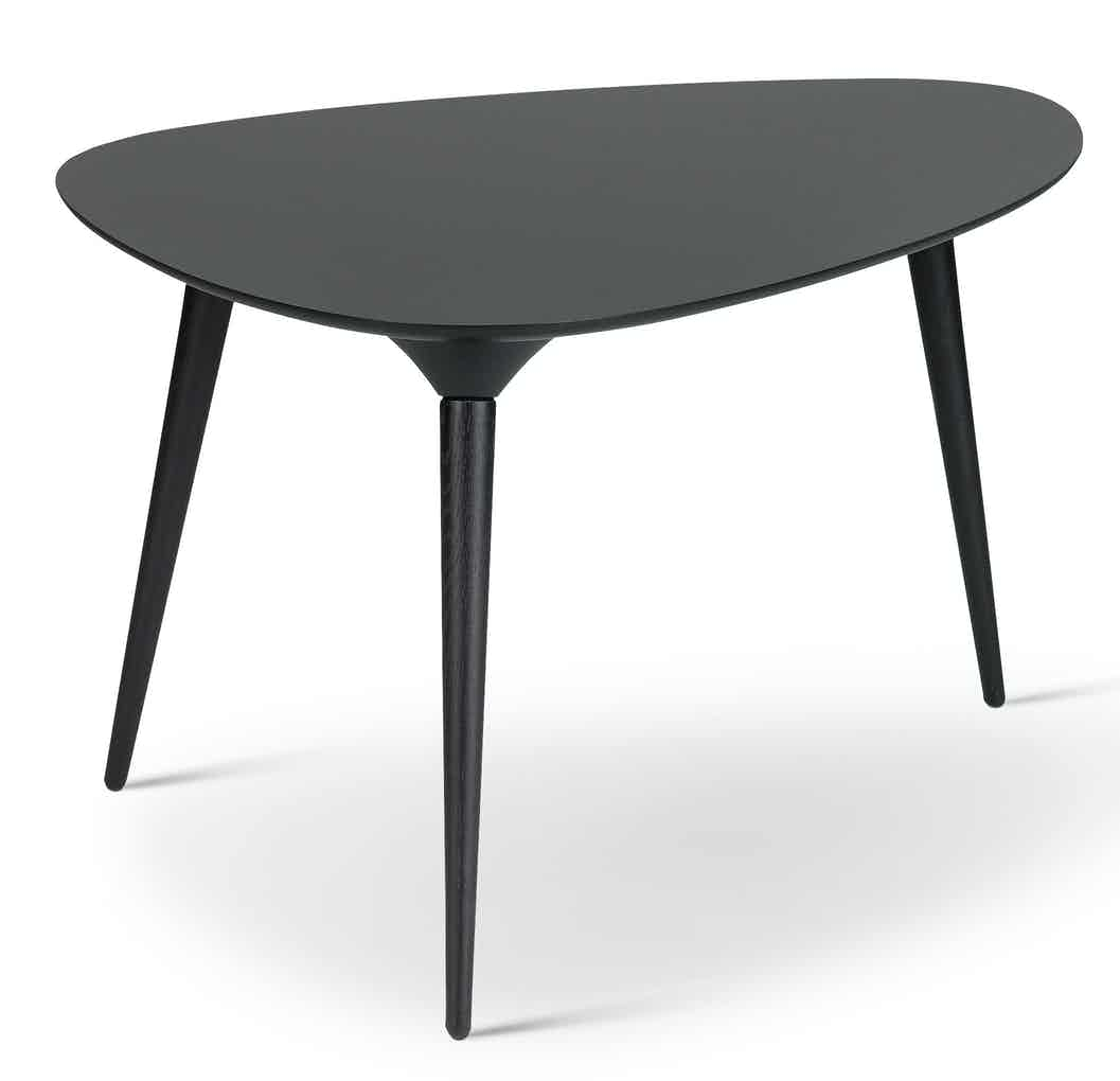 Fredericia Furniture Icicle Table Black Haute Living