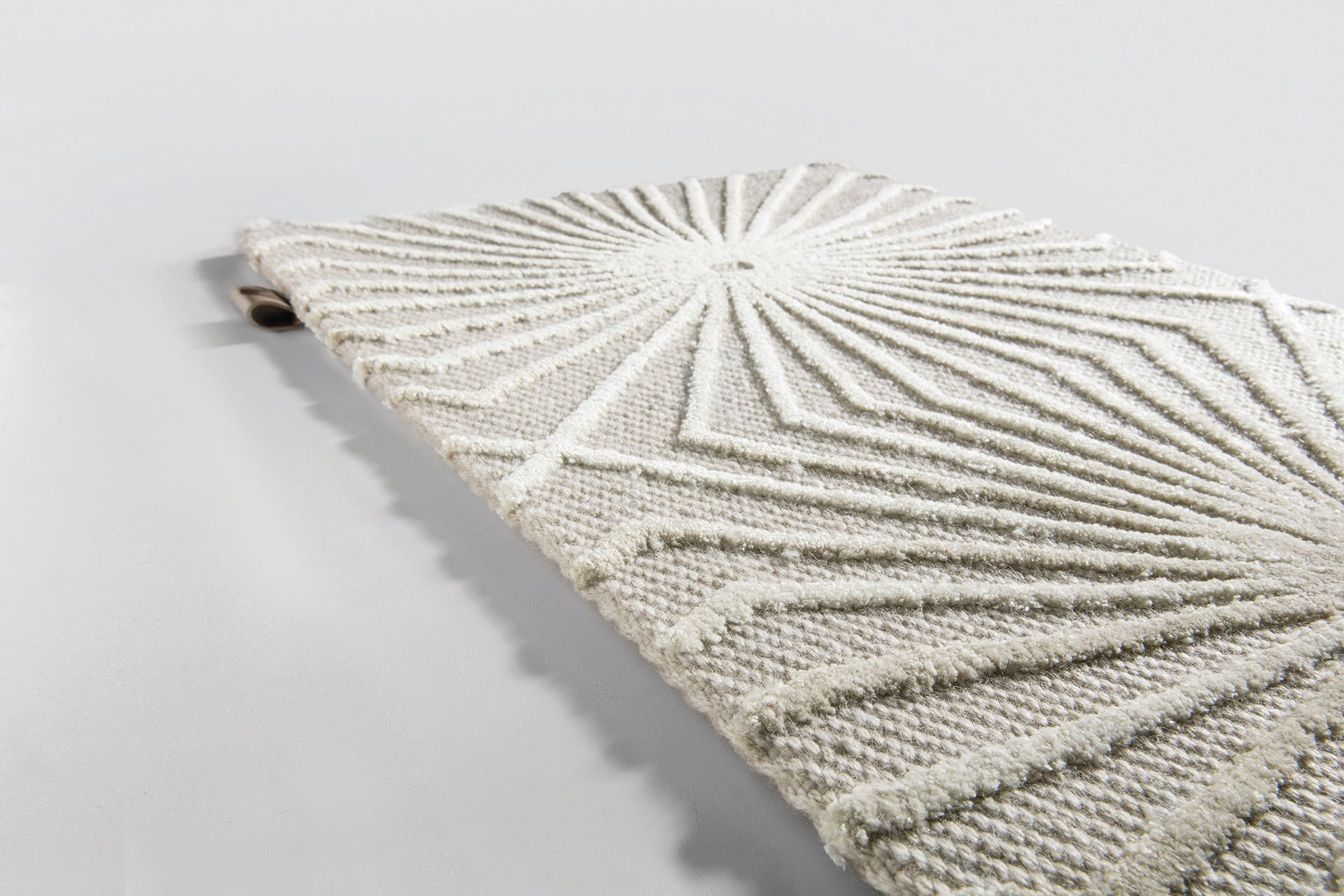 Limited Edition Rugs Illusion Rug Cement Haute Living