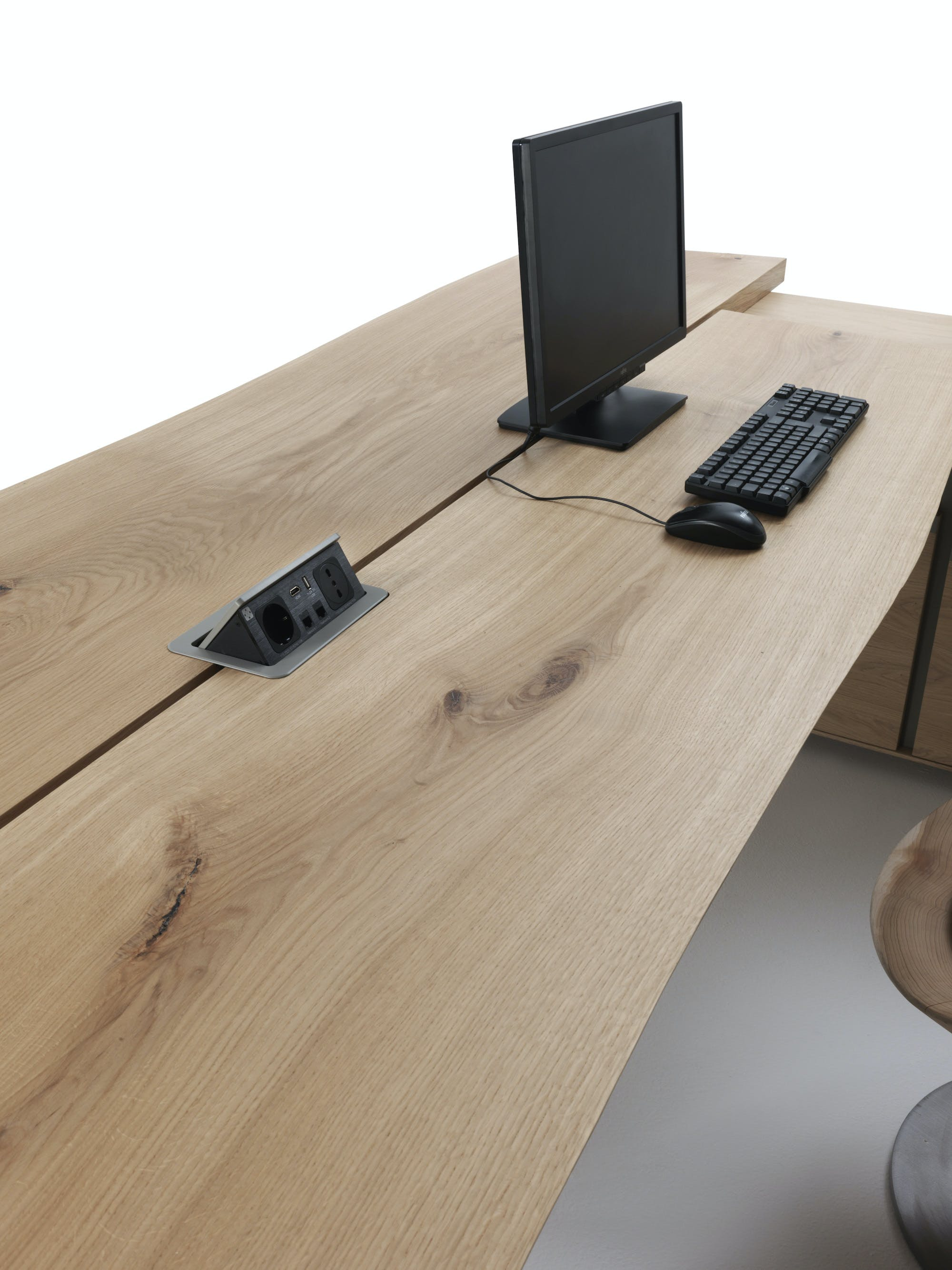 Riva 1920 Implement Desk Top Detail