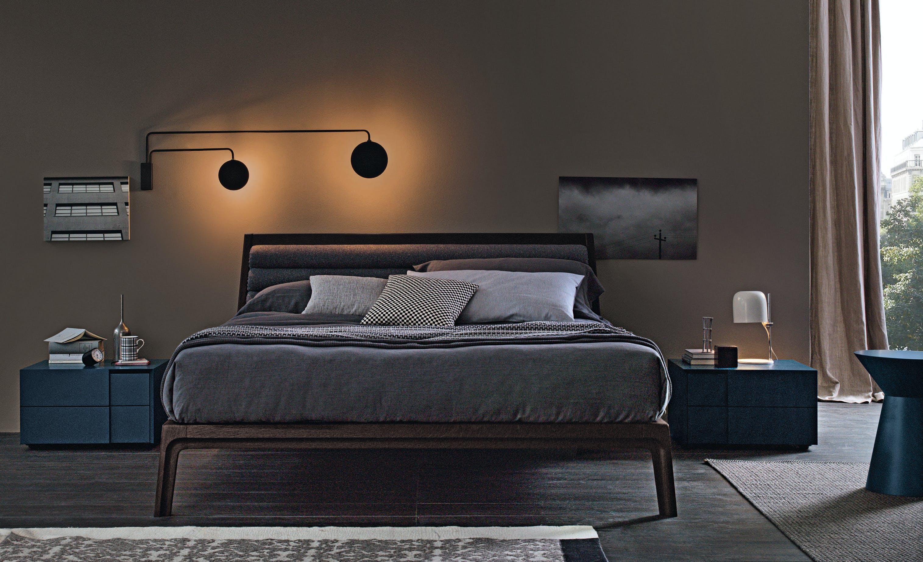 Giellesse Impronta Bed Full Front Haute Living
