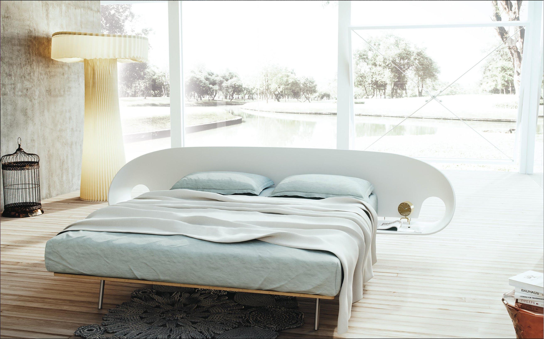 Caccaro Infolio Bed Angle Haute Living