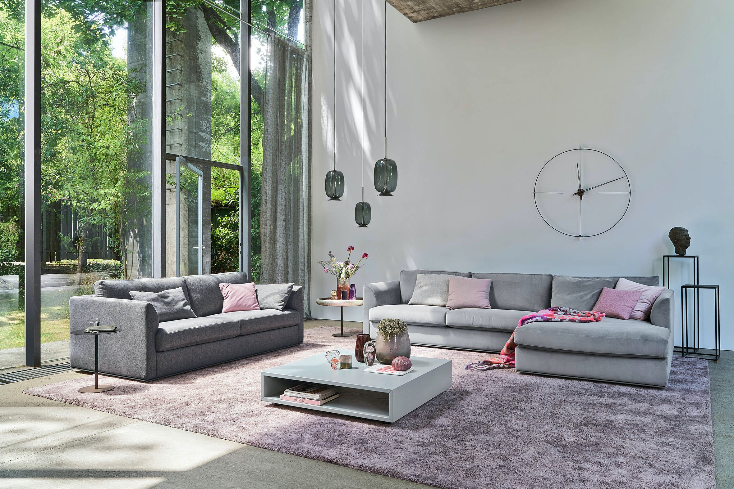 Jab Anstoetz Inspiration Modular Sofa Group Insitu Haute Living