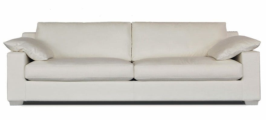 Jab Anstoetz White Inspiration Sofa Haute Living