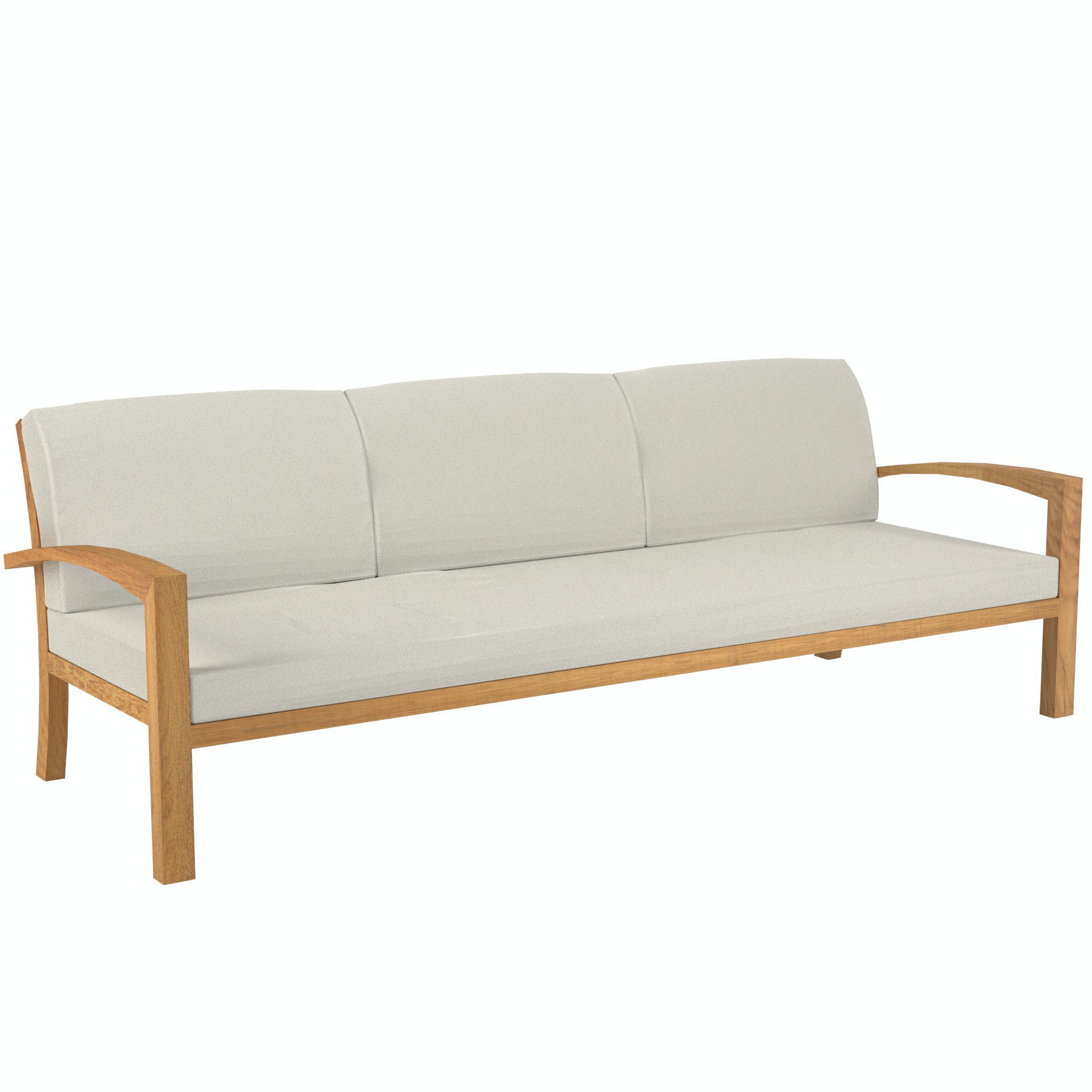 Royal Botania Ixit Lounge Bench Haute Living