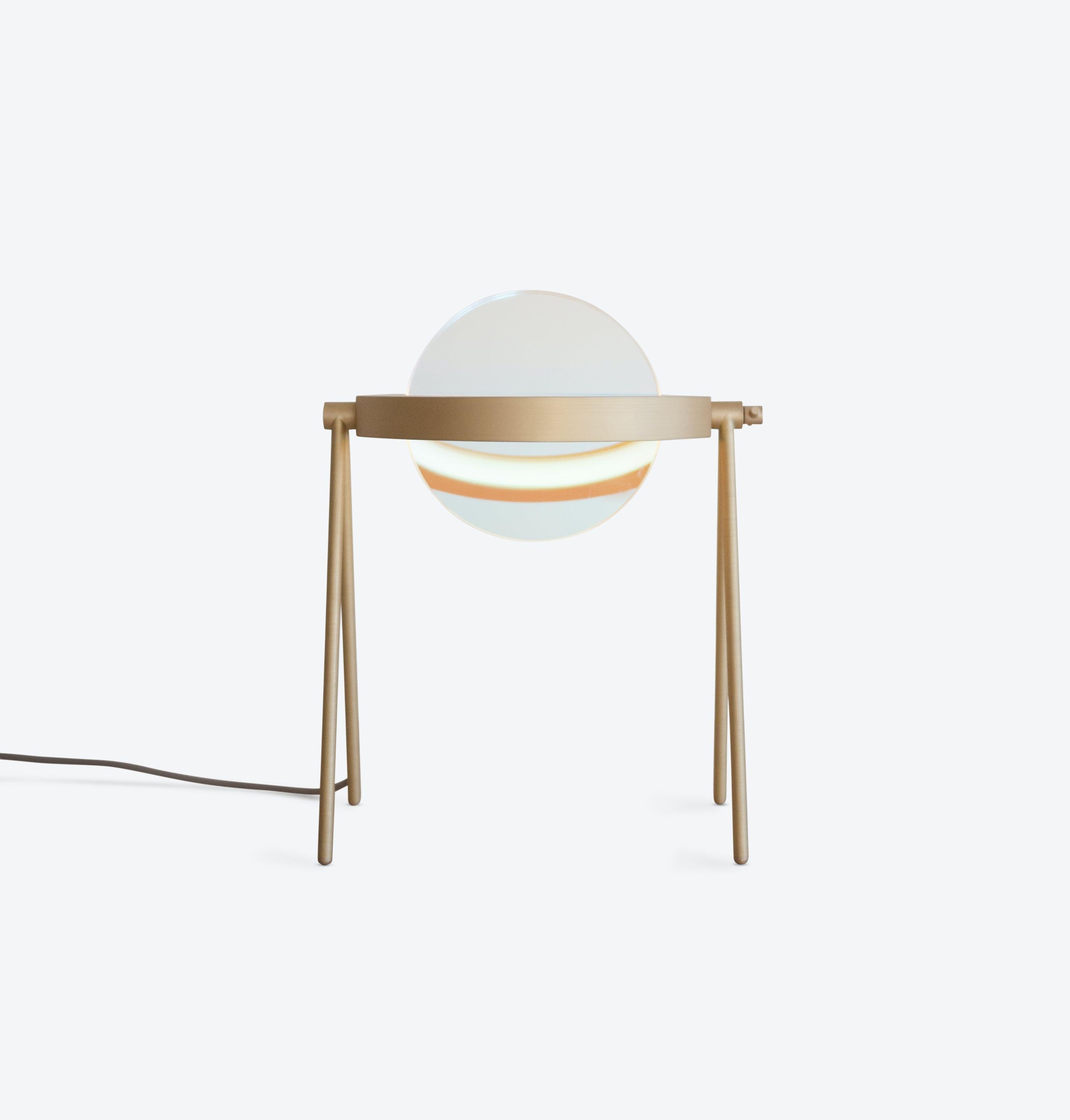 Janus Table Lamp 01 Trueing White Background