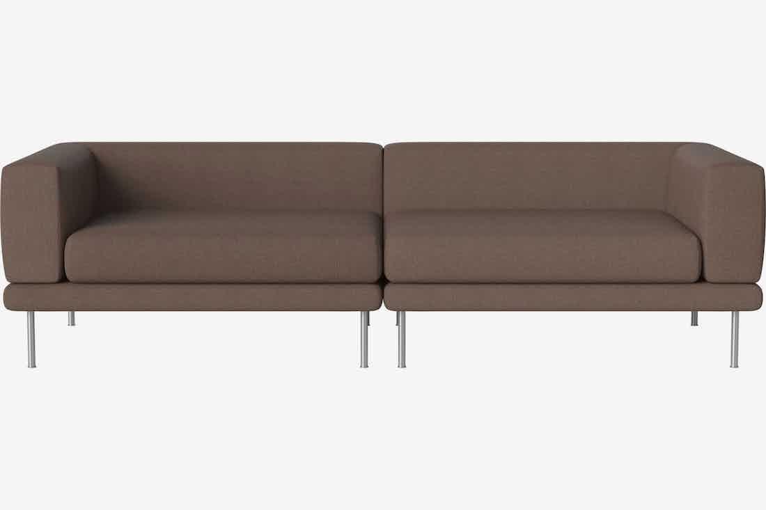 Bolia jerome sofa front haute living