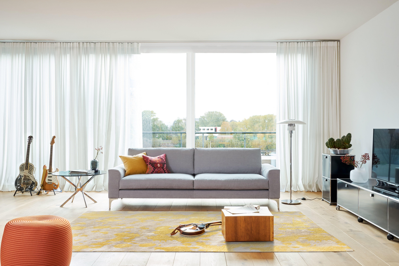 Jab Anstoetz Jon Edwards Grey Modular Sofa Insitu Haute Living