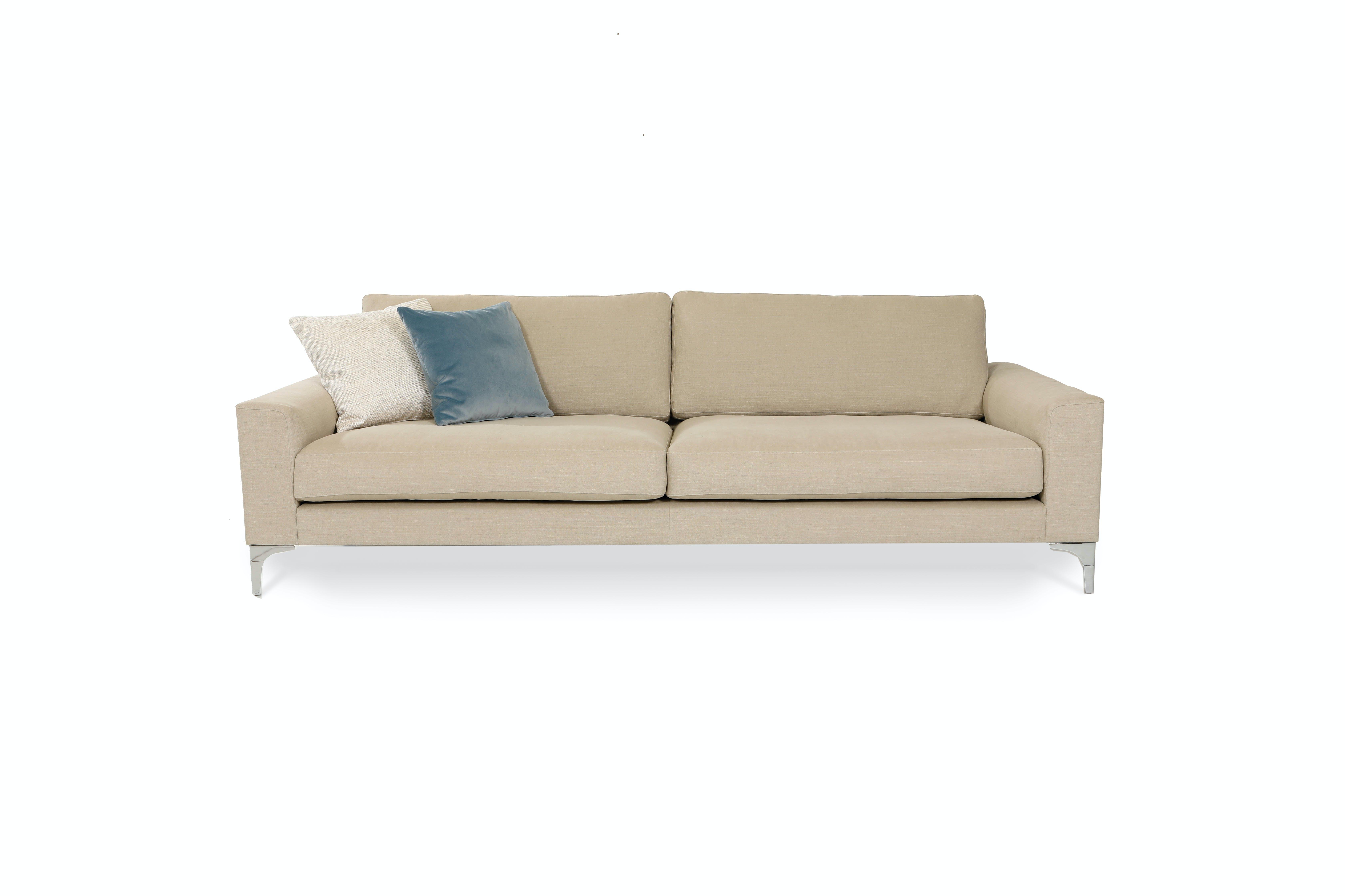 Jab Anstoetz White Jon Edwards Modular Sofa Haute Living