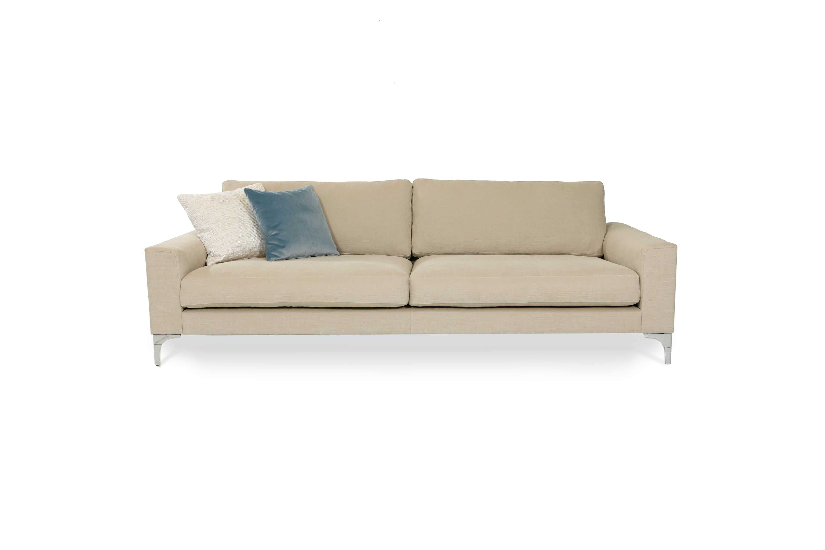 Jab Anstoetz White Jon Edwards Modular Sofa Haute Living