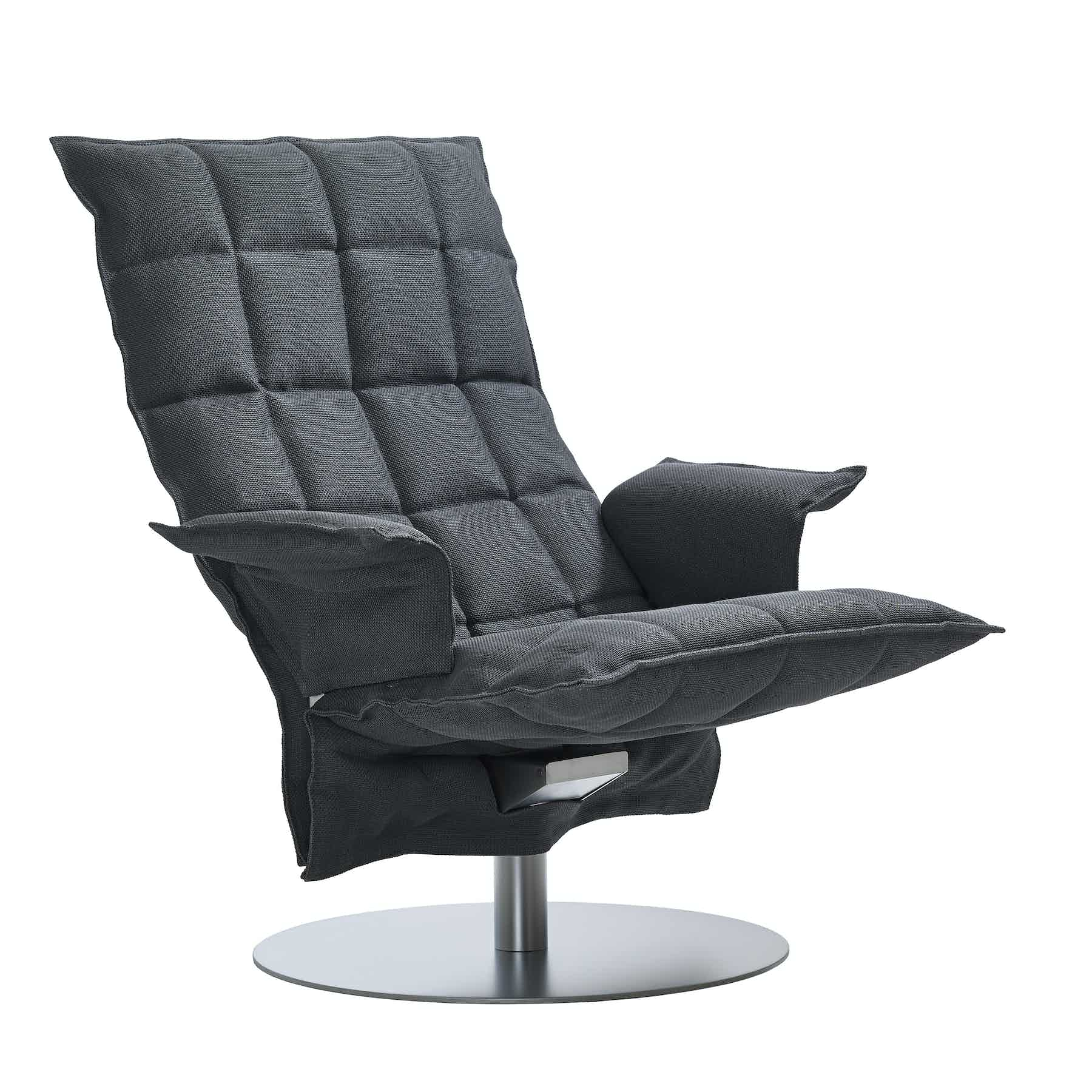 46009 Swivel k Chair with armrests 1