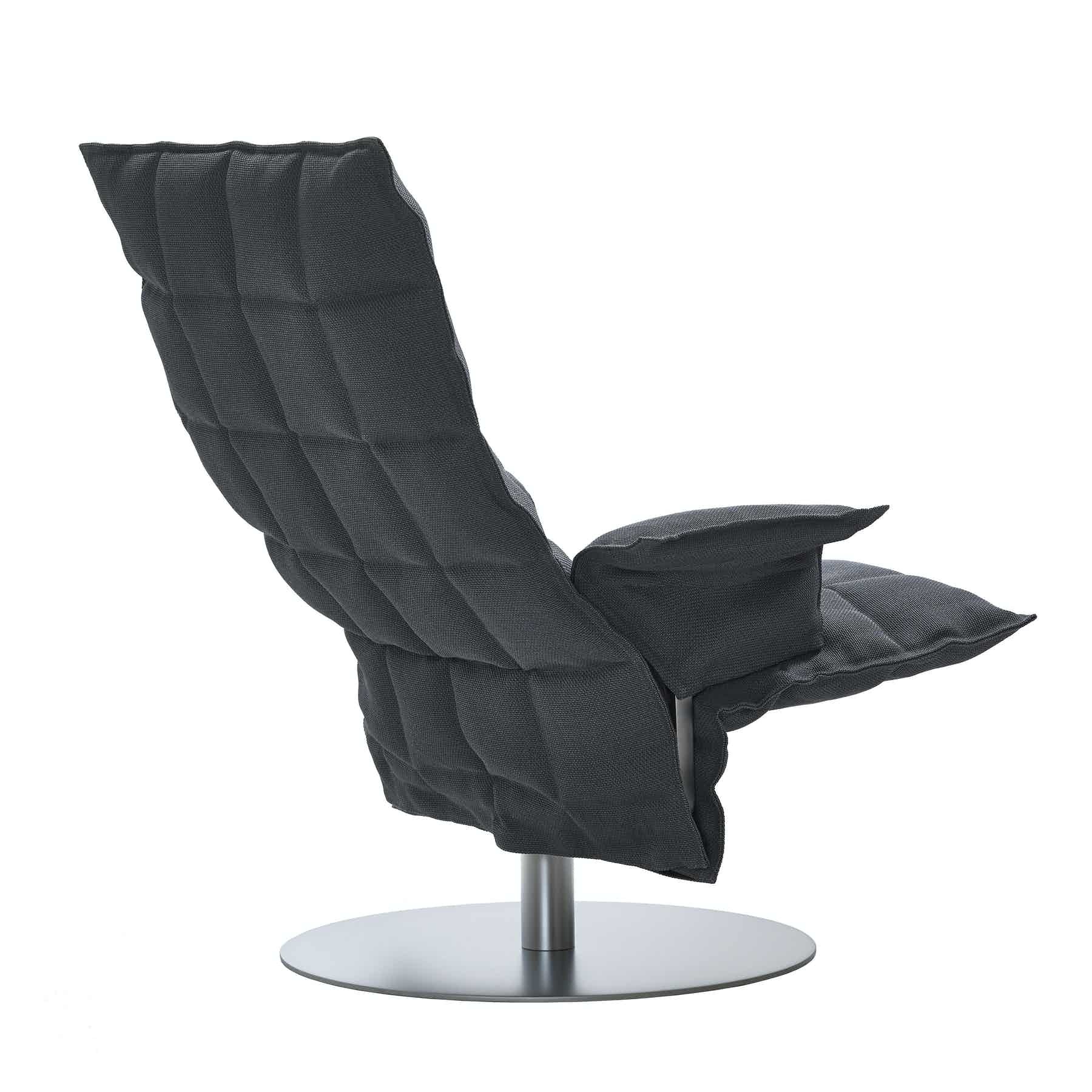 46009 Swivel K Chair With Armrests 2