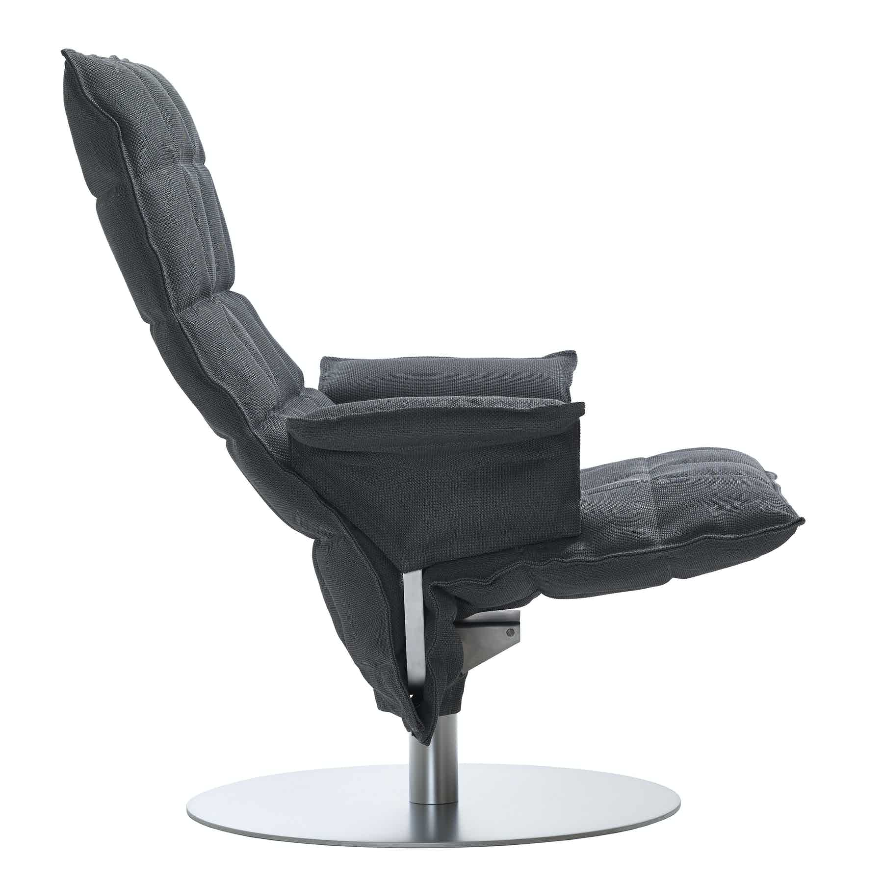 46009 Swivel K Chair With Armrests 3