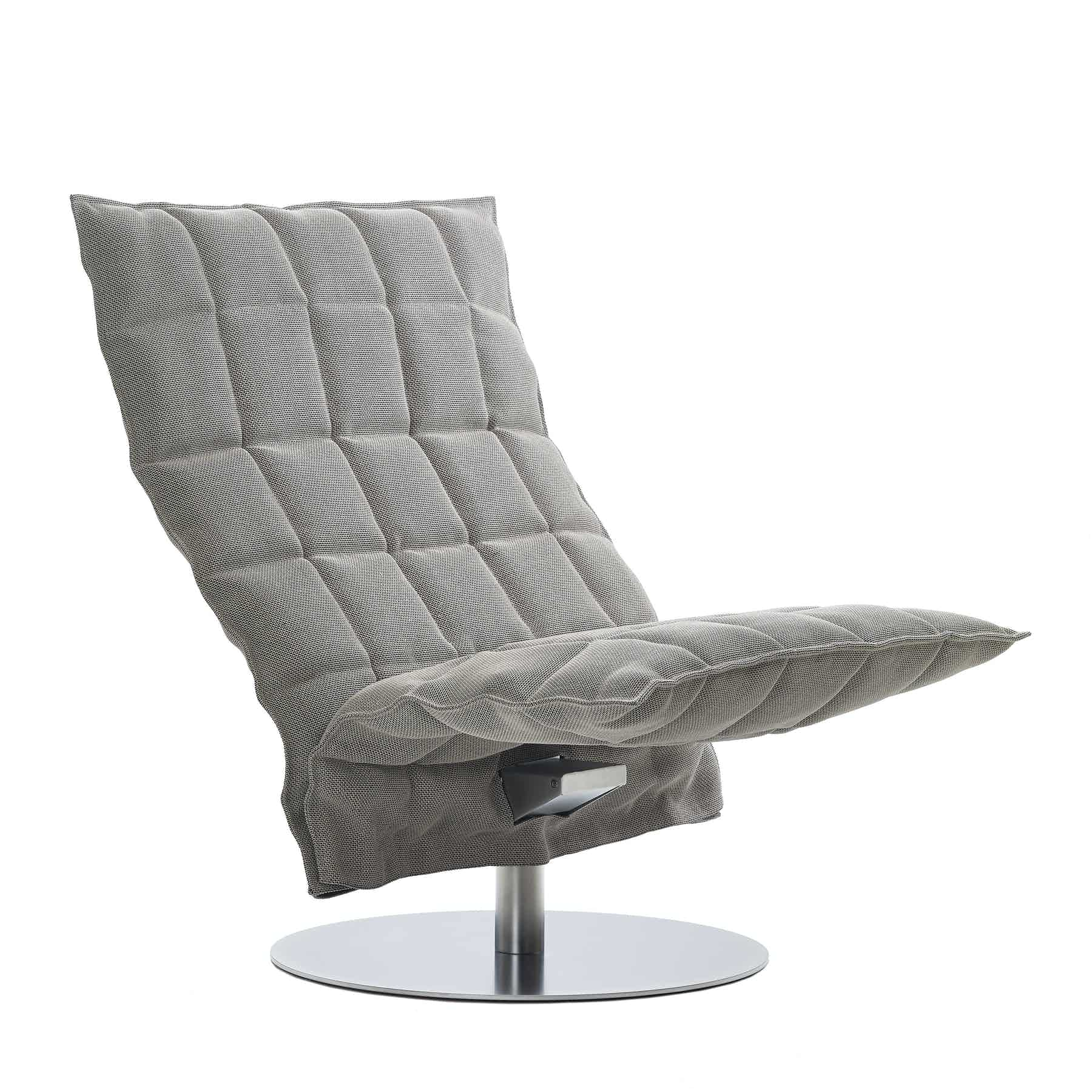 46005 Wide Swivel K Chair