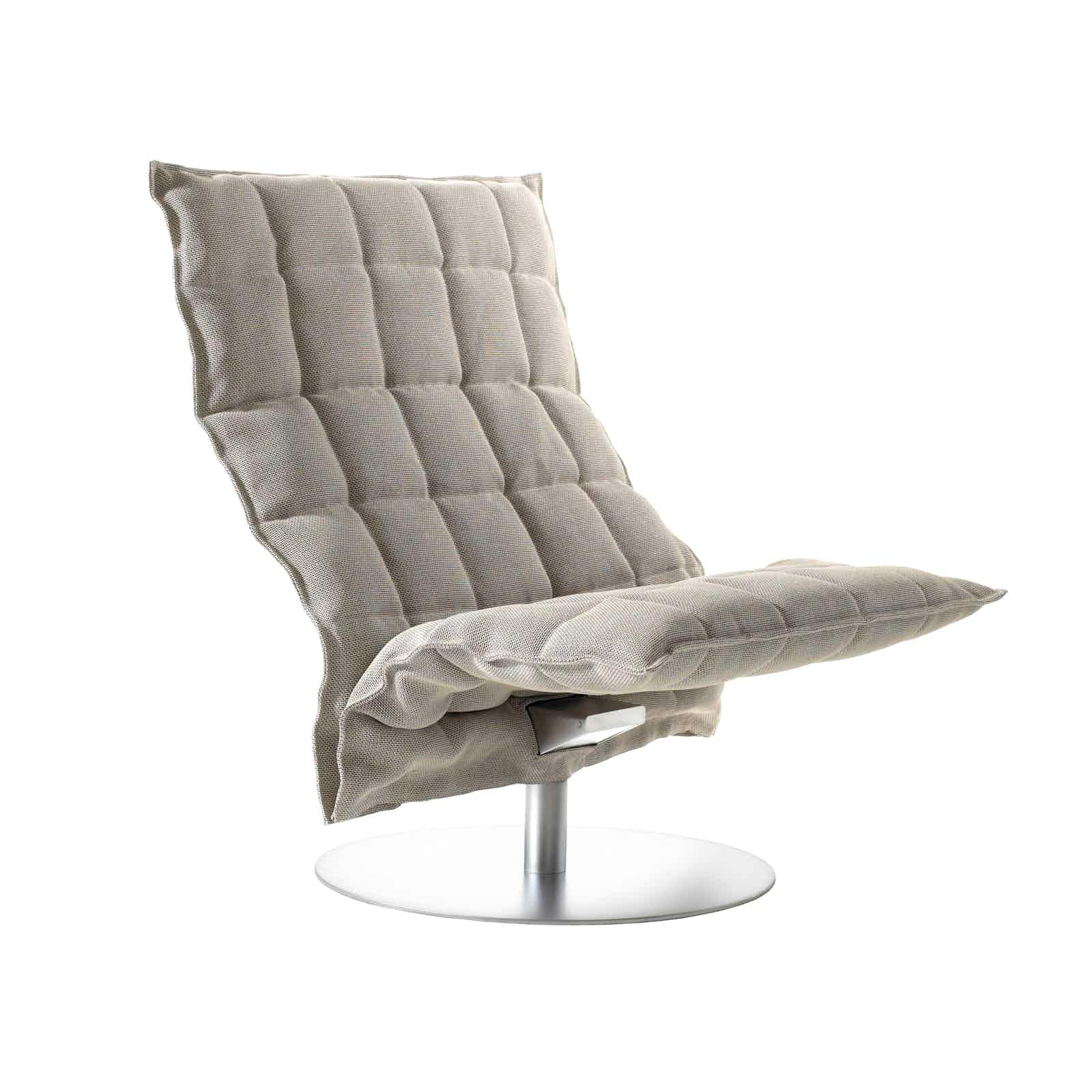 46005 Wide Swivel K Chair 3