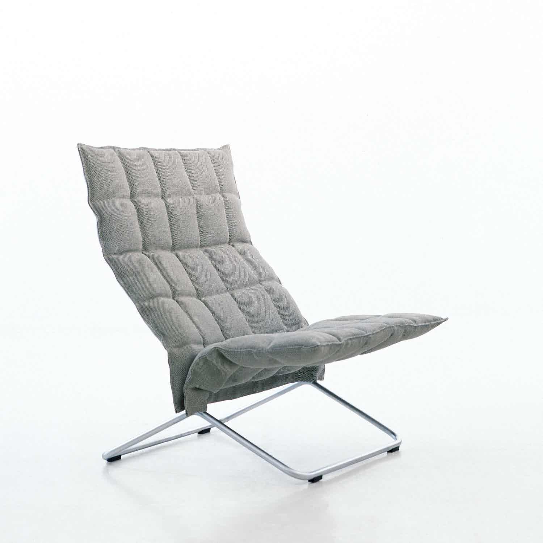 46001 Wide K Chair With Tubular Feet