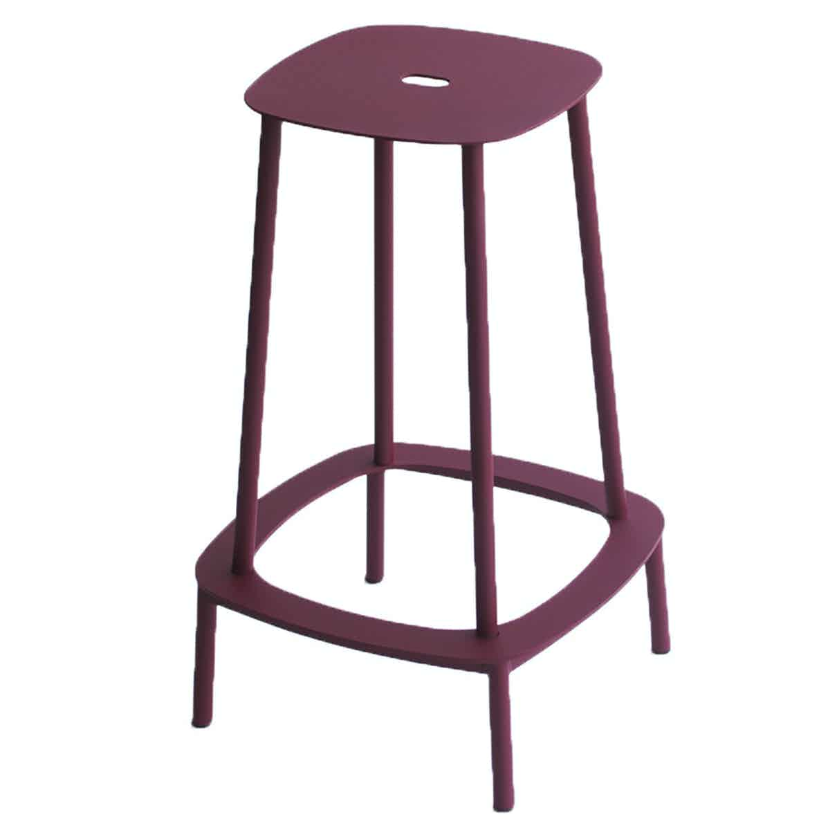 Division 12 Crt Counter Stool Knauf Brown Haute Living