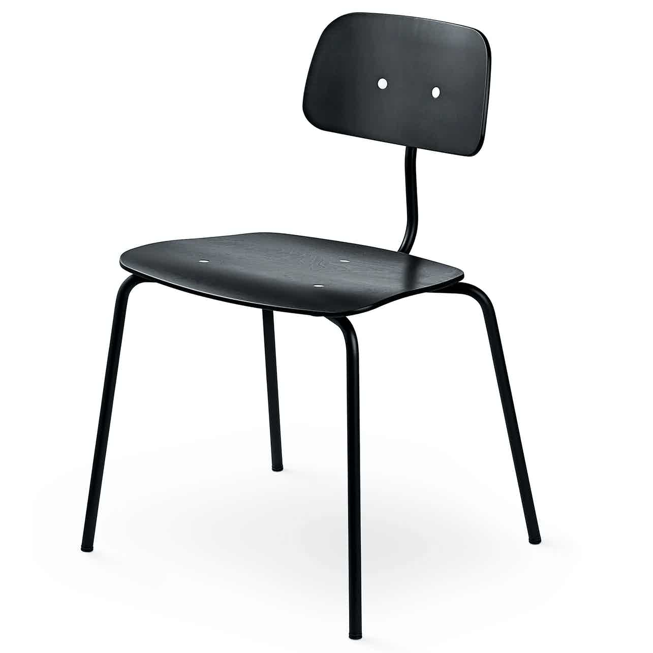 Engelbrechts kevi 2060 chair veneer angle haute living