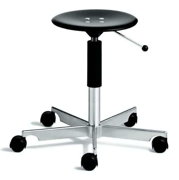 Engelbrechts kevi 2532 stool black haute living