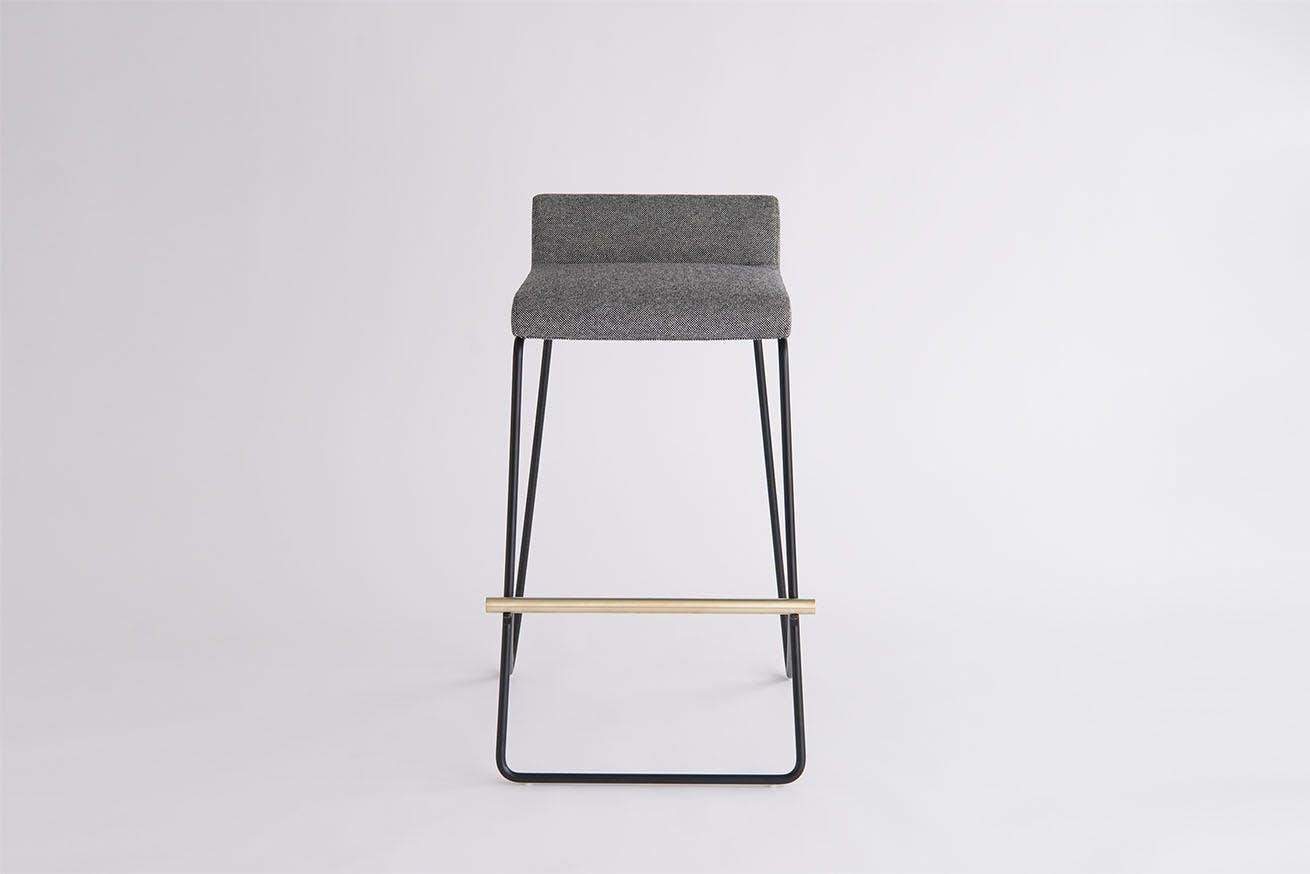 Phase Design Reza Feiz Kickstand Bar Stool 11