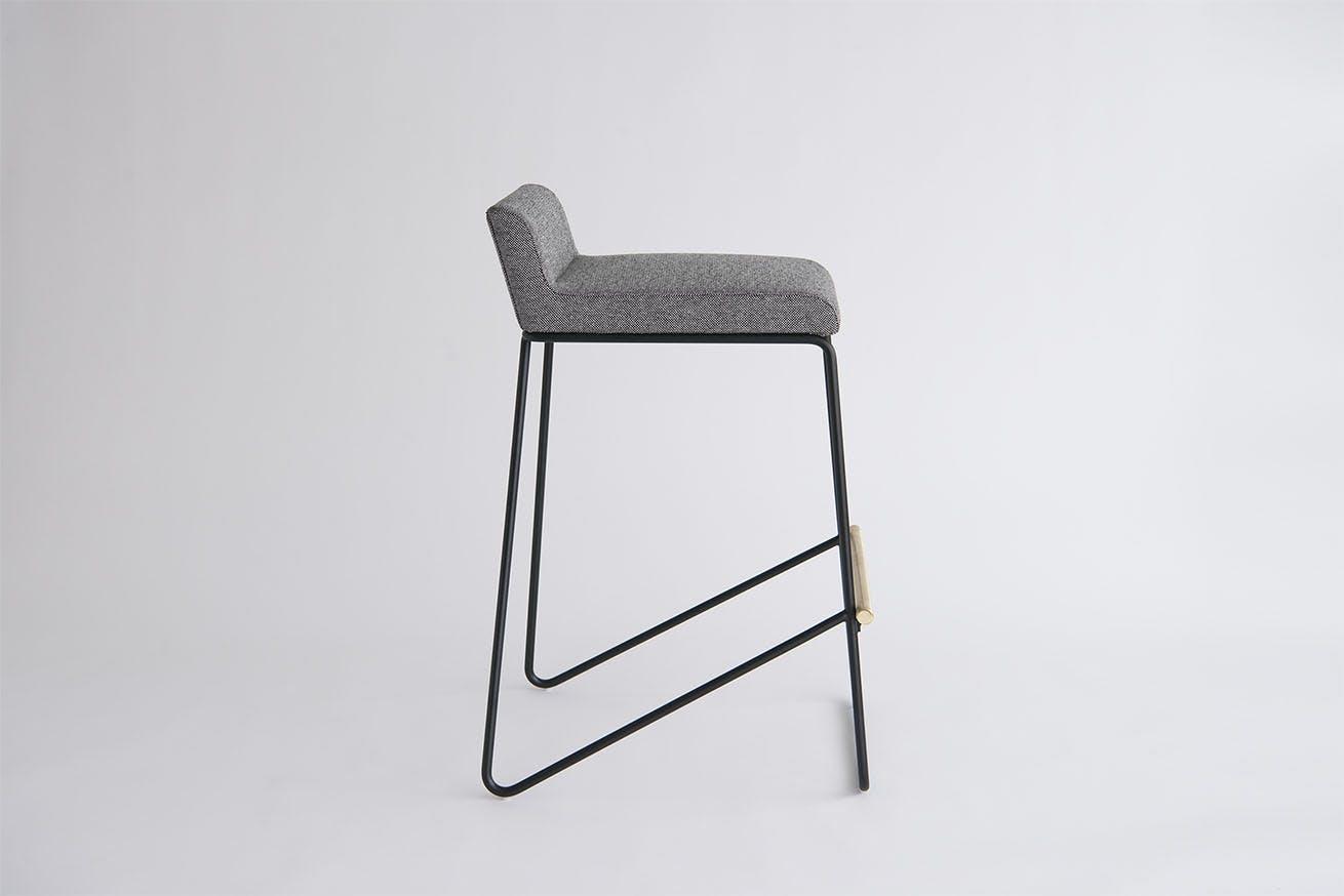 Phase Design Reza Feiz Kickstand Bar Stool 31