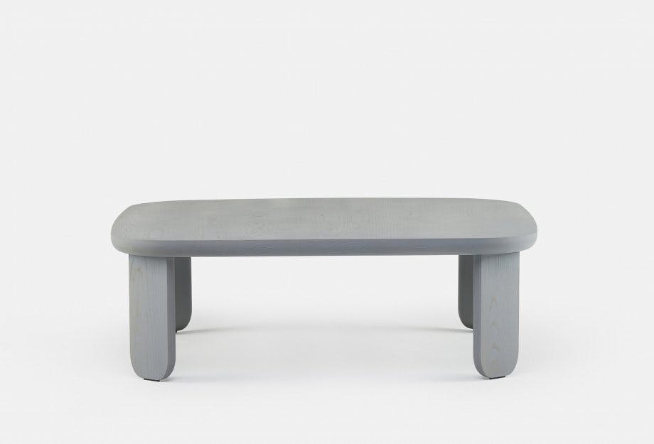 Kim Large Table In Grey Stained Ash By Nichettoweb 920X625
