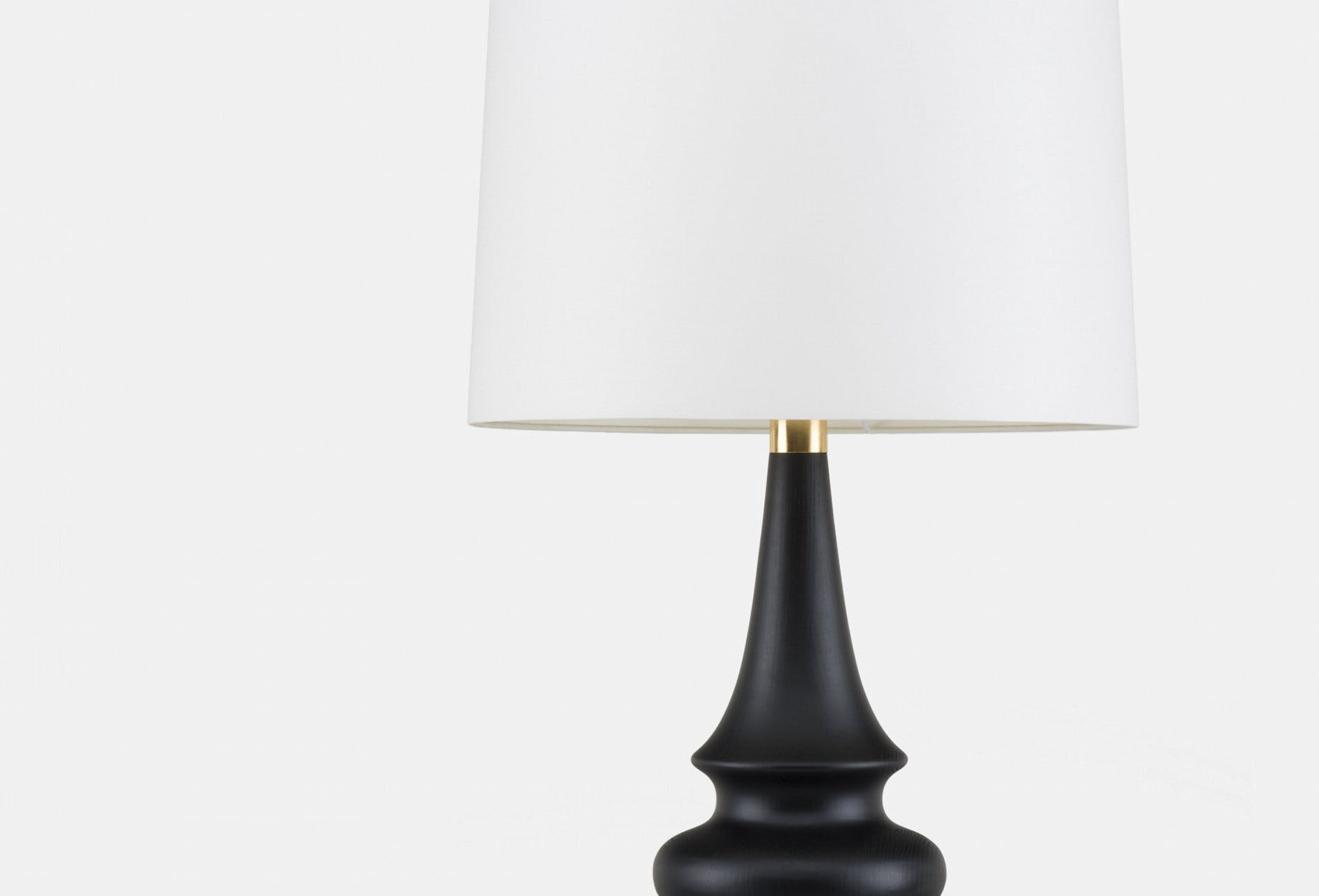 De La Espada Autoban King Lamp Black Detail Haute Living