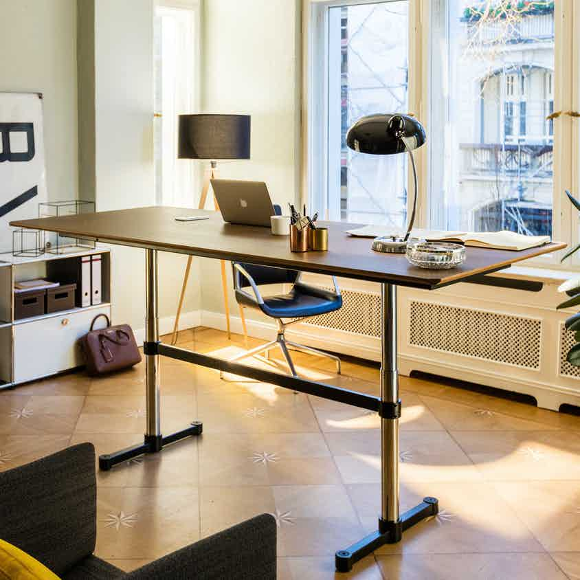Usm kitos m desk usage haute living