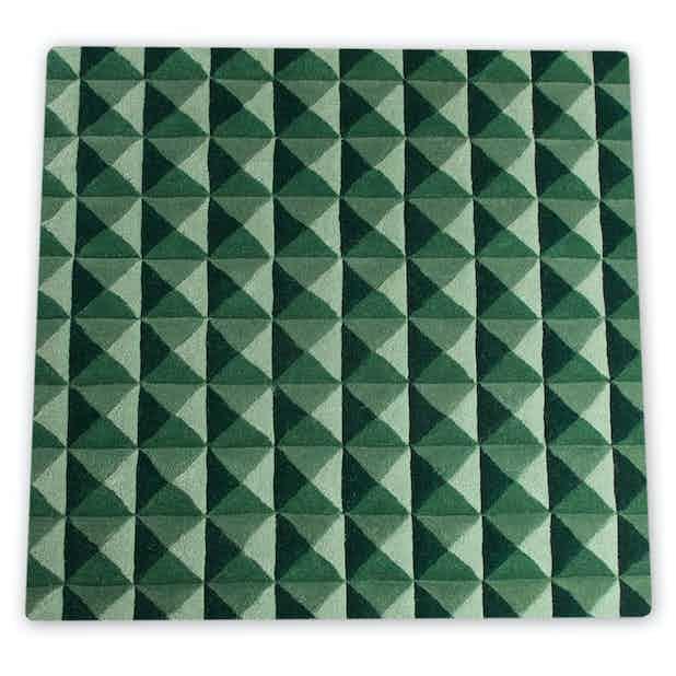 Deadgood-knurled-rug-square-green-haute-living