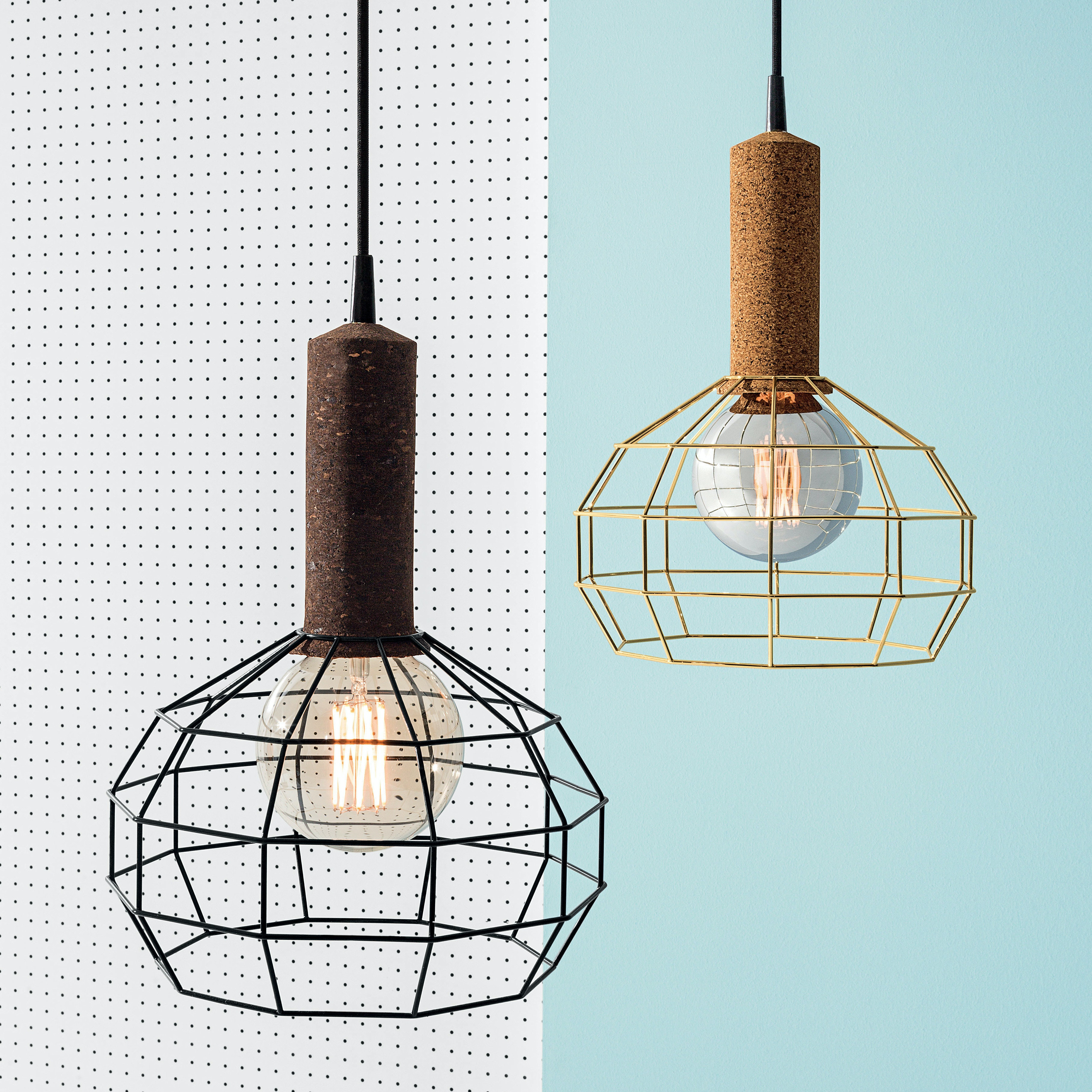 Modern Hanging Light Fixtures by Contemporary Designers at Haute Living