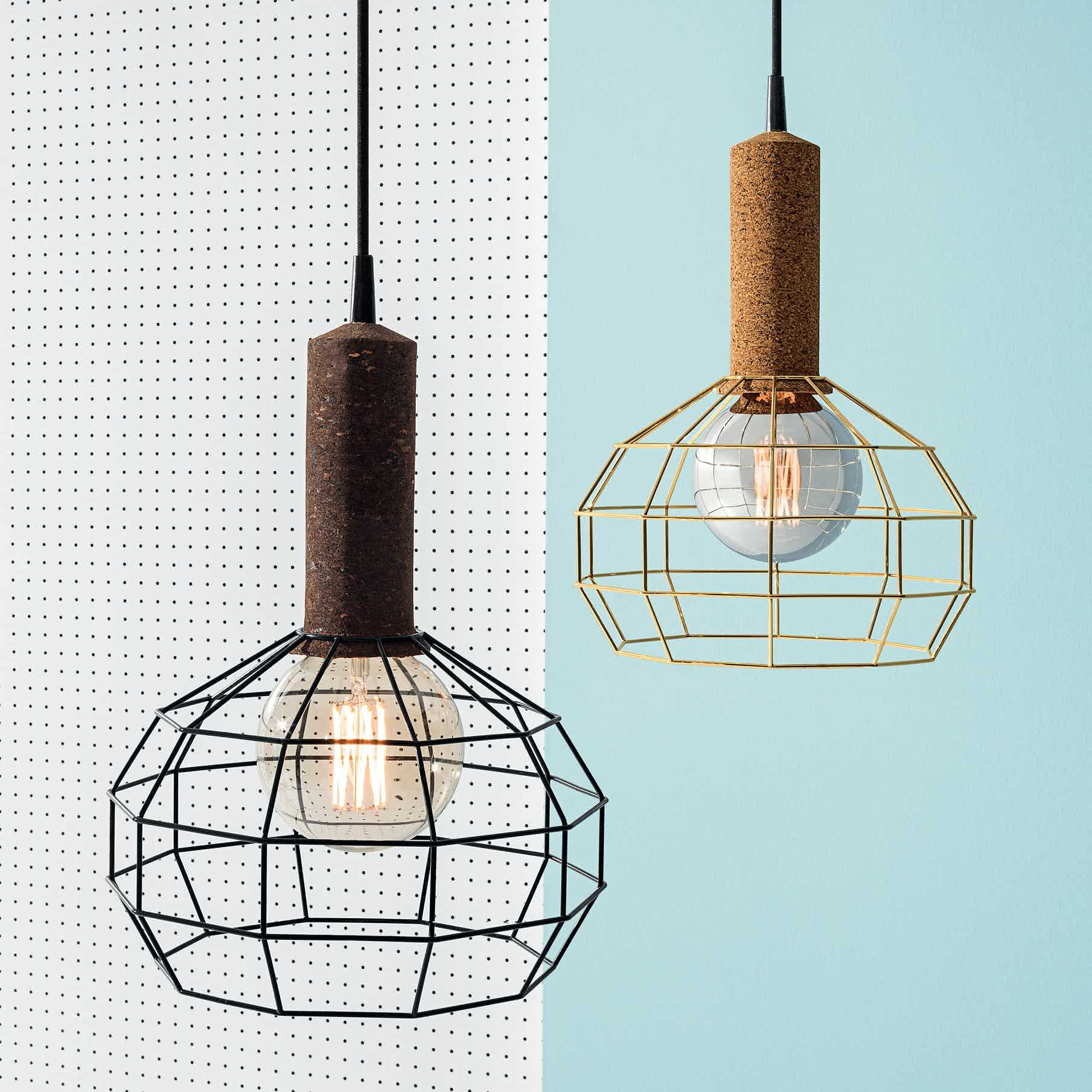 Discipline Korlux Wire Shade Duo Haute Living