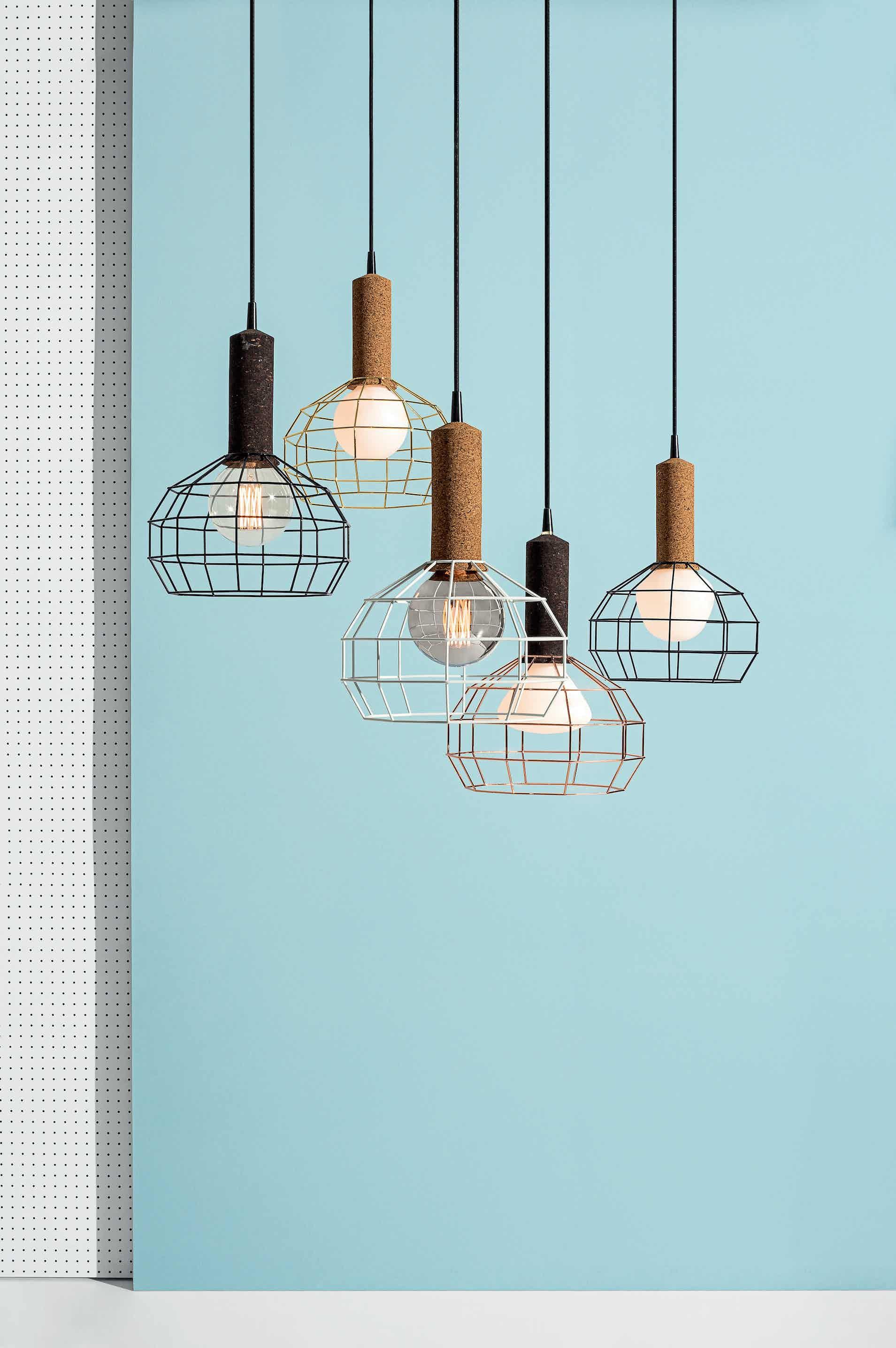 Discipline Korlux Wire Shade Multi Pendant Haute Living