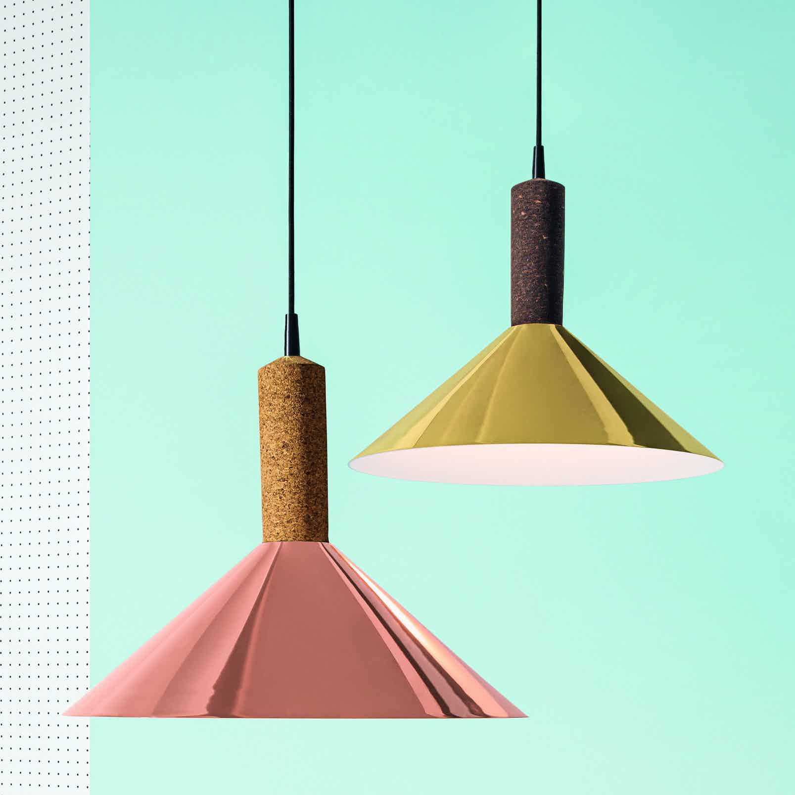 Discipline Rose Gold Korlux Pendants Duo Insitu Haute Living