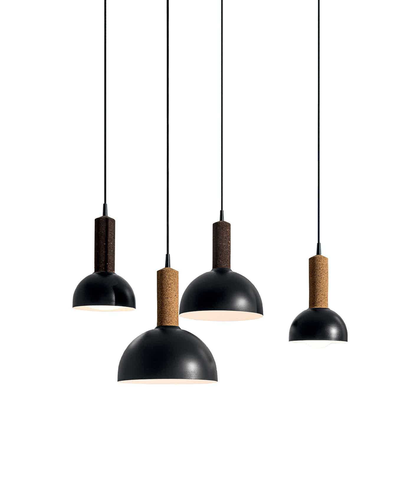 Discipline Korlux Round Black Assorted Fixtures Haute Living